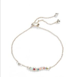 NWT Kendra Scott Marianne Multi Color Bracelet